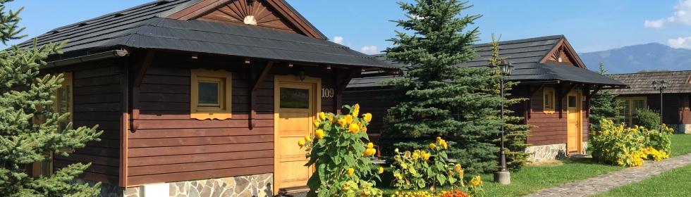 5b44fa1ff Cottages TATRALANDIA - Liptov - Liptovský Mikuláš | 123ubytovanie.sk